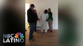 Video ICE Federal Agents Mistakenly Detains Innocent Man | NBC Latino | NBC News download MP3, 3GP, MP4, WEBM, AVI, FLV Januari 2018