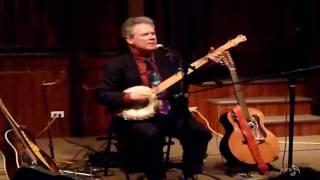 Banjo Origin Michael Jerome Browne - 'Cuckoo'