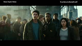 [VIETSUB] Maze Runner | The Death Cure | Official Trailer HD | 20th Century FOX