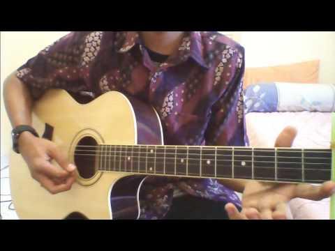 Tutorial Belajar Cover lagu Hampa Hatiku ~UNGU ~Alfian