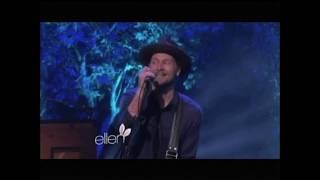 NEEDTOBREATHE perform HAPPINESS at The Ellen Show on April 18, 2014...