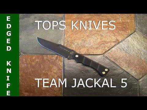 Tops Knives Team
