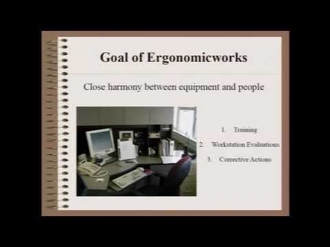 What is Ergonomic | Ergonomic Sollution | Job Safety Analysis Los Angeles