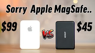 MagSafe Battery Pack vs Anker 5K - Ultimate Comparison!