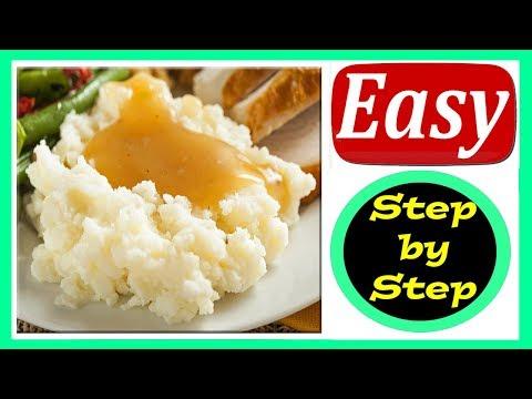 How To Make Garlic Mashed Potatoes