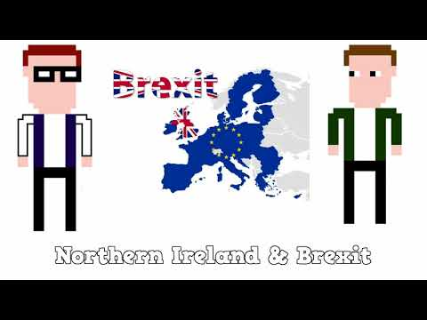 Northern Ireland & Brexit | A Talk From Dublin Ep:2