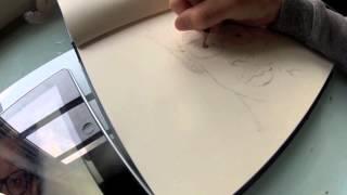 Submission #3: Wiz Khalifa Portrait (iPadArts)