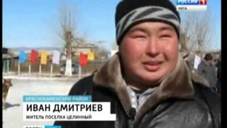 Празднование Масленицы и помощь в трудоустройстве молодёжи совместили в посёлке Целинный(, 2016-03-14T13:05:36.000Z)