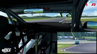 eSports WTCC | Track Introduction - 06 Slovakiaring