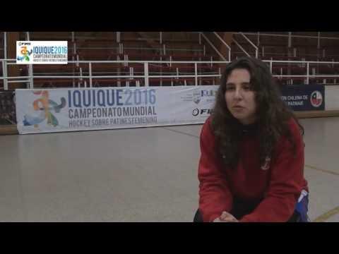 """Seleccionadas juveniles de Chile analizan a las """"Marcianitas"""" y al Mundial"""