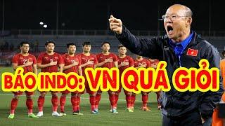 Báo chí Indonesia phải thừa nhận: U.22 Việt Nam quá giỏi - Kết quả tỷ số 2-1 Việt Nam - Indonesia