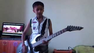 Balam pichkari guitar cover by rio