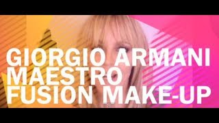 Giorgio Armani Maestro Fusion Make-Up Thumbnail