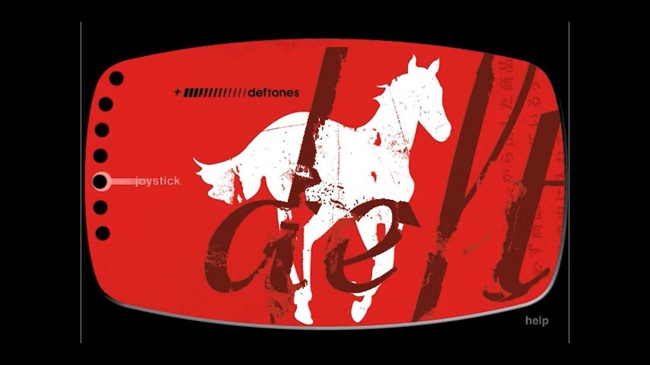 Deftones release free White Pony x Black Stallion online Pac-Man ...