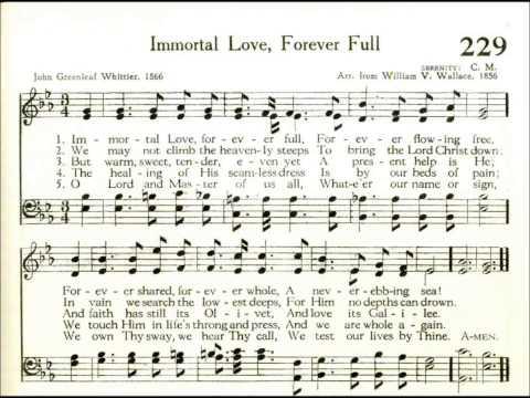 Immortal Love, Forever Full (Serenity)