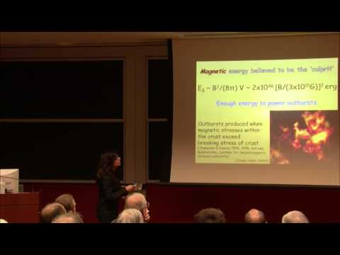 Highly Magnetic Neutron Stars: Bewildering...cosmological tools - Rosalba Perna