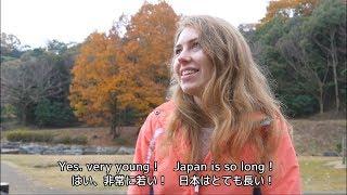 ロシア女性が驚いた「 なぜここに縄文時代に西日本最大級の集落があったの?」Were there one of the largest settlement in western Japan ?
