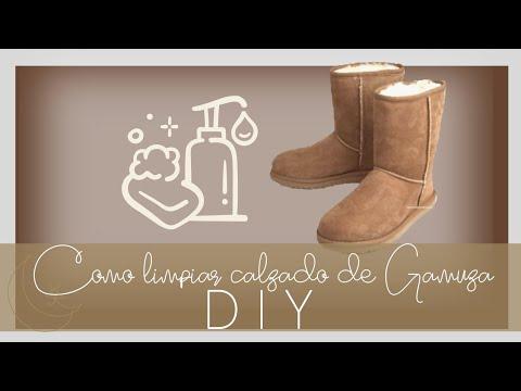 9d2777d9 Como limpiar calzado de gamuza |Fácil y rápido|Mkup Maribella - YouTube