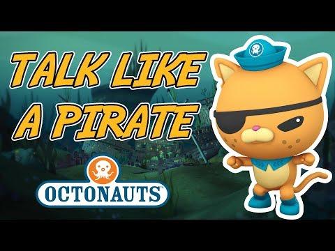Octonauts - Talk Like a Pirate Day!