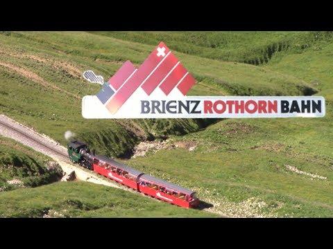 The Spectacular Brienz-Rothorn Bahn