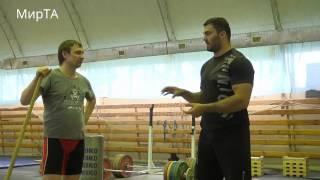 Weightlifting. Technique Snatch - in detail (Berestov,Zakharov,Dmitriev,Krasnov)
