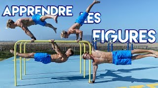 LES FIGURES DE STREET WORKOUT 💥 Ordre, Progressions & Routines