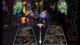 Guitar Hero 3 [HARD] - DEVIL BATTLE (The Devil Went Down To Georgia)