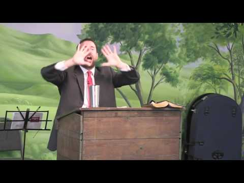A Strategy For Evangelizing The Entire Word - Independent Fundamental Baptist Preaching - 4/2/17