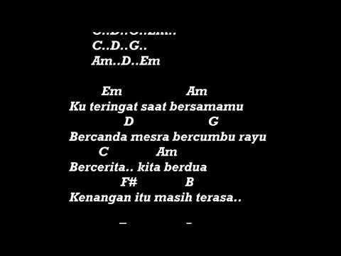 Sayang 3 Jihan Audy chord lirik