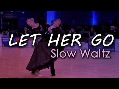 SLOW WALTZ | Dj Ice - Let Her Go (Orig. Passenger) (29 BPM)