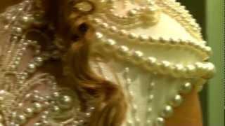 Эксклюзивное вечернее платье Nina Ruchkina. Fashion TV Nina Ruchkina.
