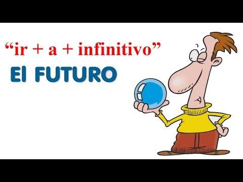 """El verbo 'ir' con los verbos infinitivos - """"Vivir Mi Vida"""" (con letra y fotos)"""