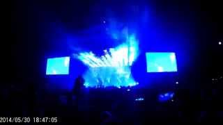 Faithless live at Open