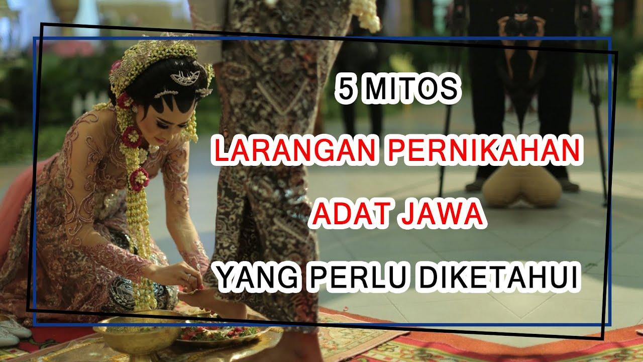 Download 5 Mitos Larangan Pernikahan Adat Jawa Yang Perlu Calon pengantin Ketahui.