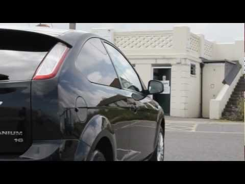 Ford Focus 1.8 (125ps) Titanium 3 door manual - GN08 APO - at County Garage Ford, Herne Bay