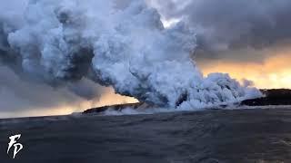 Hawaii Volcano New fissure eruption in Hawaii May 21, 2018