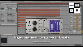 T-Racks CS Stealth Limiter | Review | Computer Music Academy
