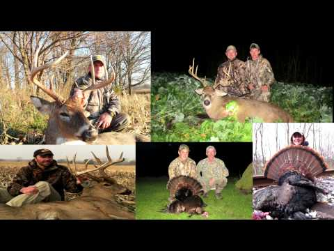 Muzzleloading Northern Indiana Whitetails