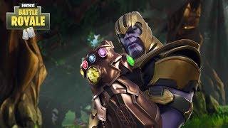 Wie man alle Steine in Fortnite Endgame bekommt