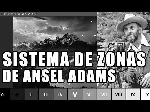 #74. El Sistema de Zonas de Ansel Adams
