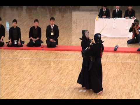 2013 - 61st All Japan Student Kendo Championships (Men's Teams) Final