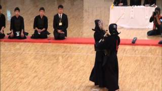 2013 - 61st All Japan Student Kendo Championships (Men's Teams) Final