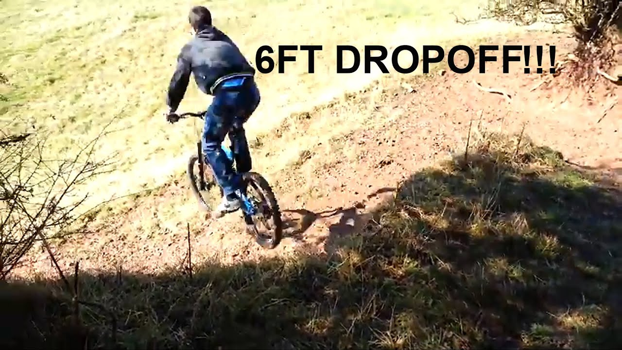 Specialized Big Hit 6ft Drop Off Loose Crown Race Youtube