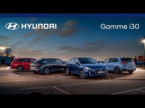 Gamme Hyundai i30 - Pour tout ce qui vous tient à coeur