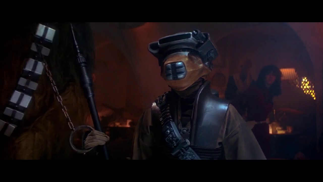 Chewbacca's Bounty Star Wars Return of the Jedi 1080p HD