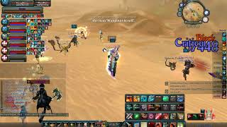 Aika Online NA[Global] PvP The Steal Of The Crowd! :D