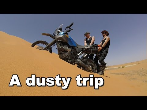 A dusty trip (activate subtitles)