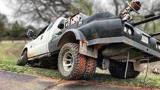 Badass Diesel Trucks Compilation #3 (Cummins, Duramax, Powerstroke) | Rolling Coal 2020