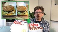 McDonalds: Grand Big Mac im Test-Vergleich: Preis, Geschmack & Größe - Lohnt er sich?