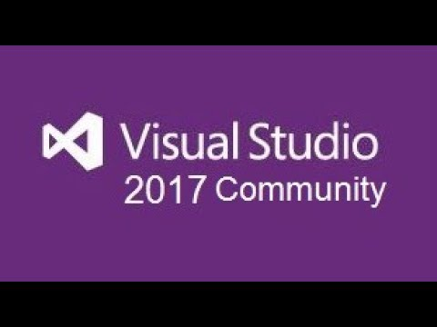 Visual Studio Community 2017